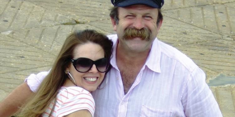 Lynn and Dick Strawbridge